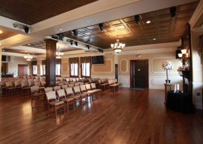 Third Level Ballroom Ceremony by Photos Edge