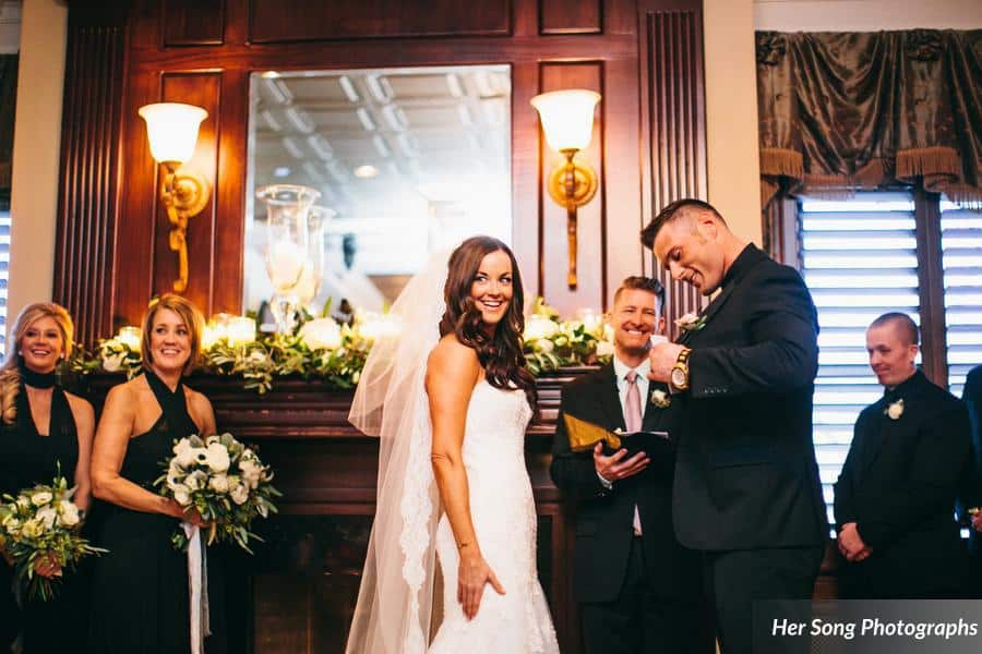 Featured Wedding: Lindsey and Jason