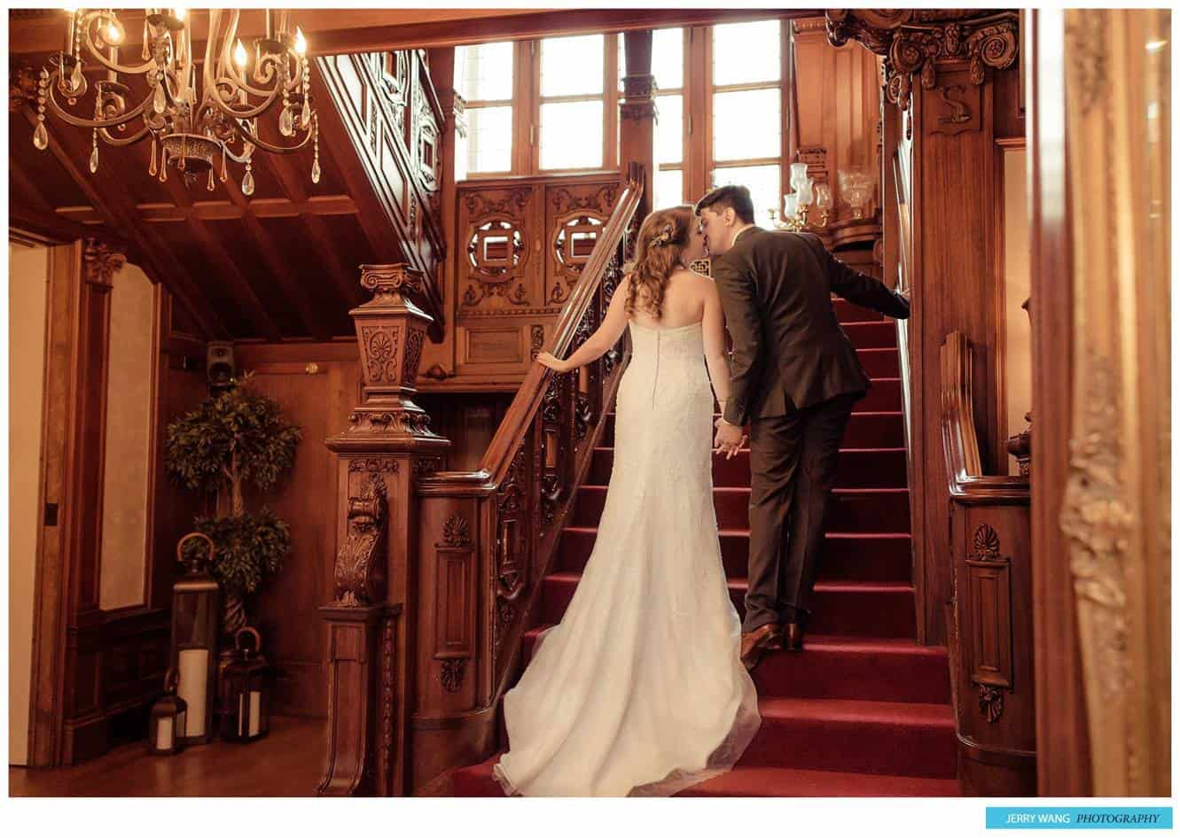 Loose Mansion – Kansas City Weddings – Jerry Wang Photography