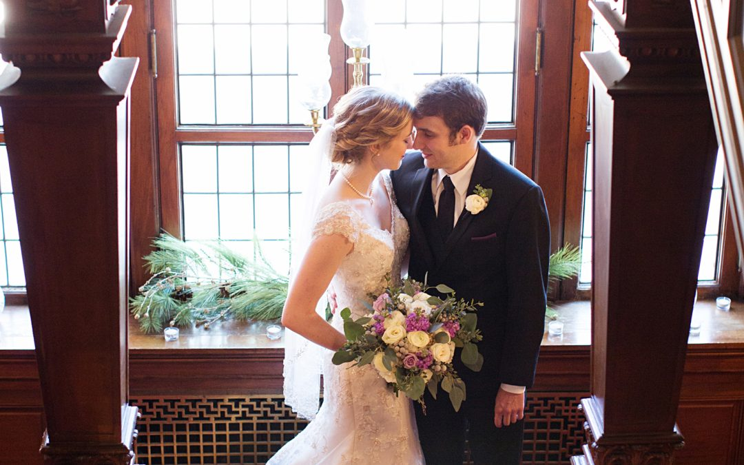 Featured Wedding: Laura and Taylor