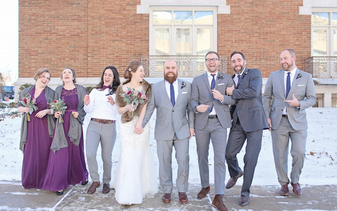 Featured Wedding: Amanda and Ryan