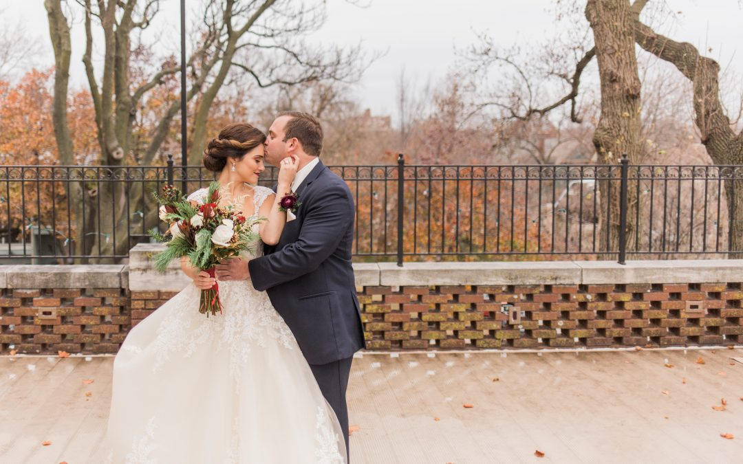 Featured Wedding: Erin and Blake