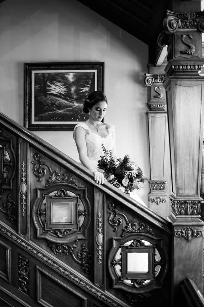 Loose Mansion – Kansas City Weddings – Captivated Studios