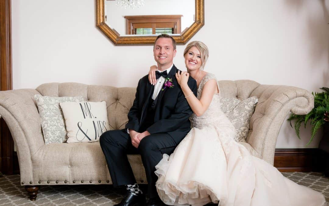 Featured Wedding: Hayley and David