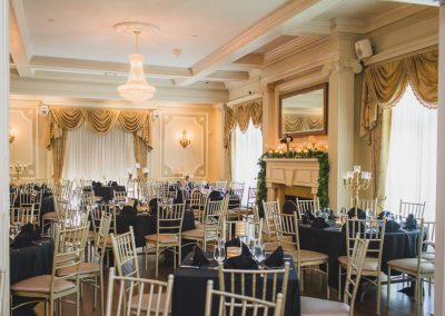 Grand Salon and Music Room by Wisdom Watson Weddings