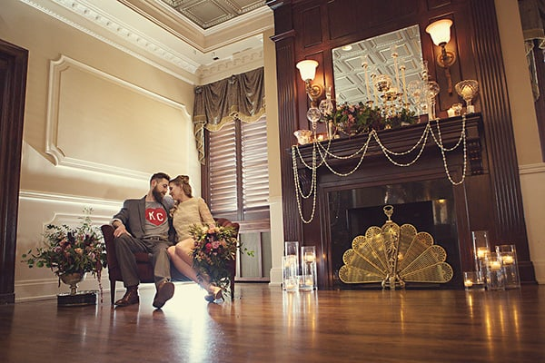 Loose Mansion | Kansas City Wedding | epagaFOTO