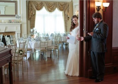 Foyer and Grand Salon by Lark Photography