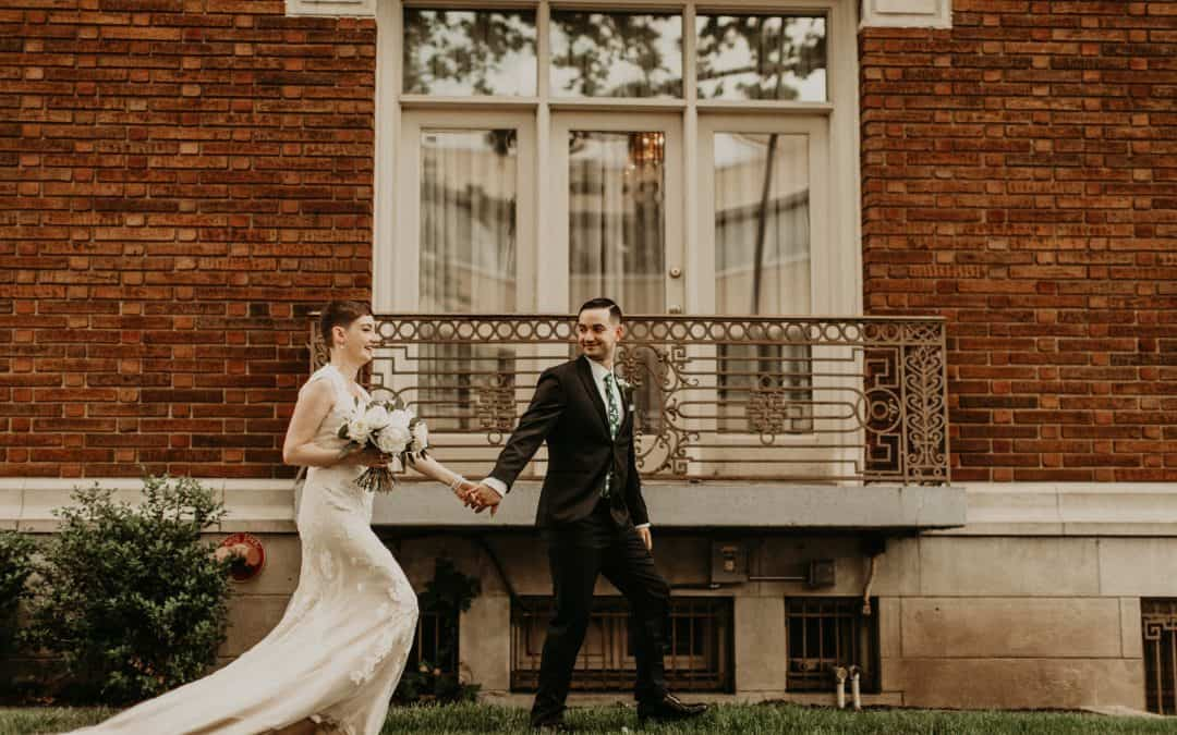 Featured Wedding: Ashley and Adam