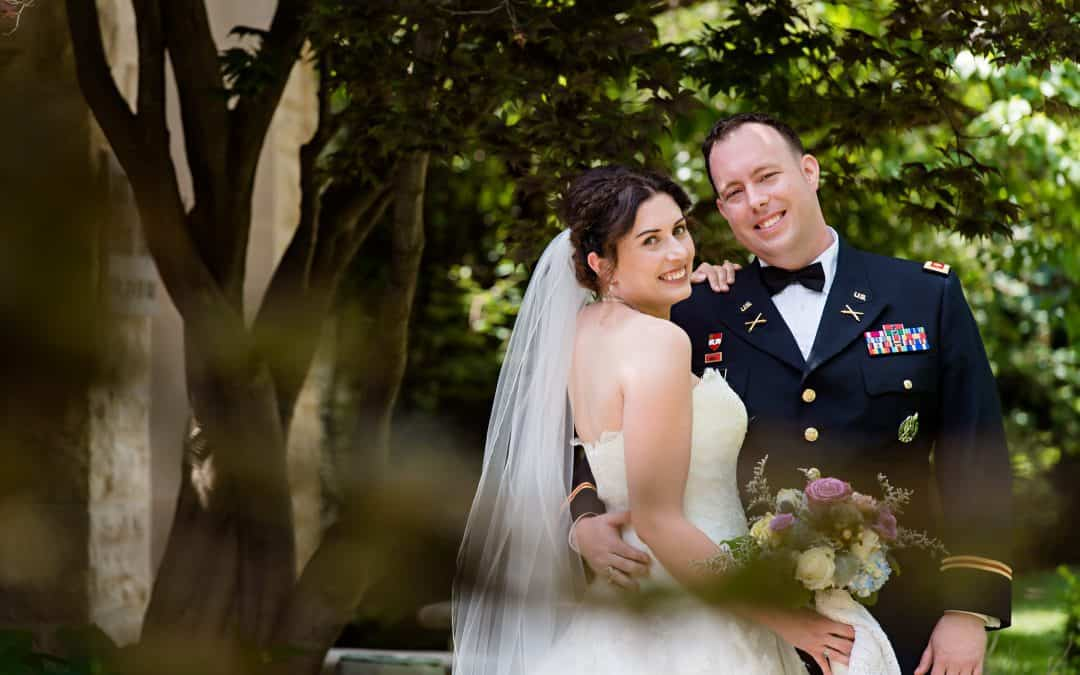 Featured Wedding: Jessica and Jared