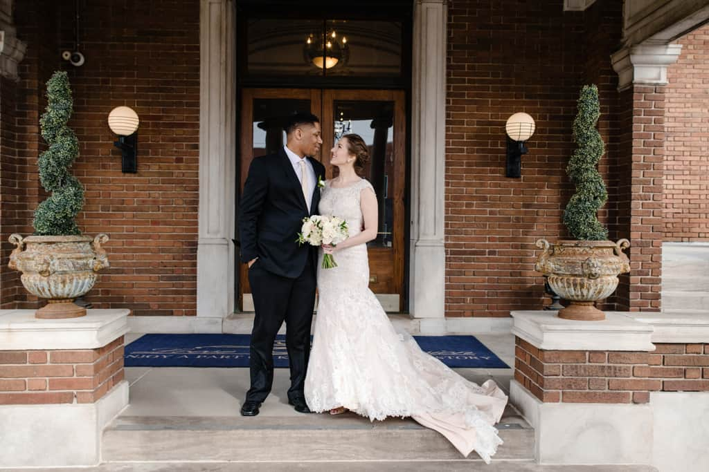 Loose Mansion | Kansas City Wedding | Melissa Sigler Photography