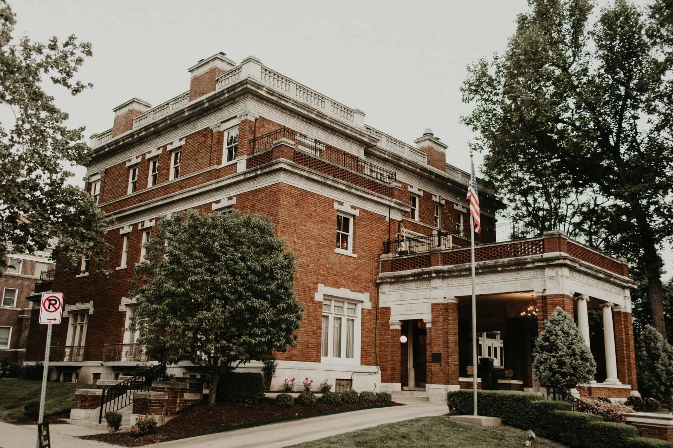 Loose Mansion | Kansas City Wedding | Surveyor Creative