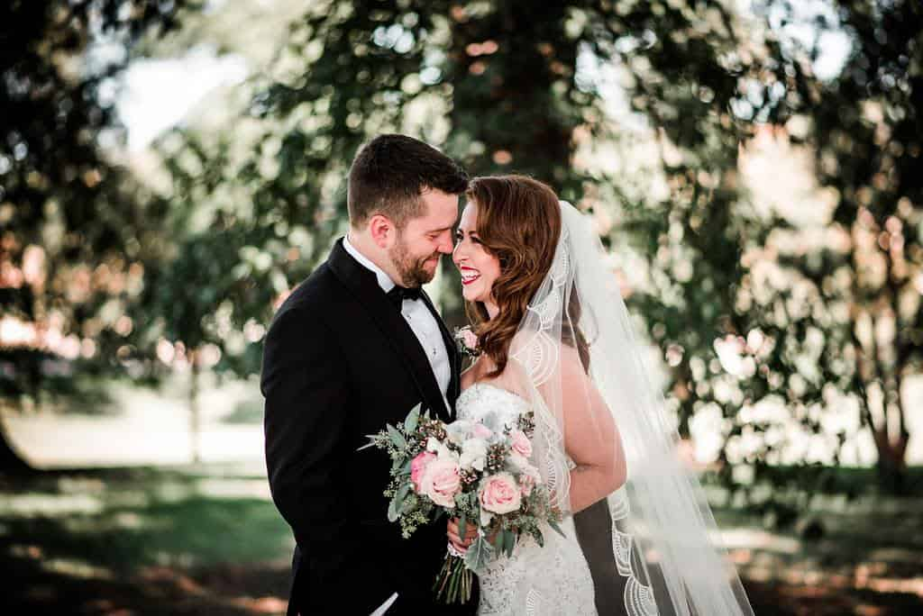 Featured Wedding: Jamie and David