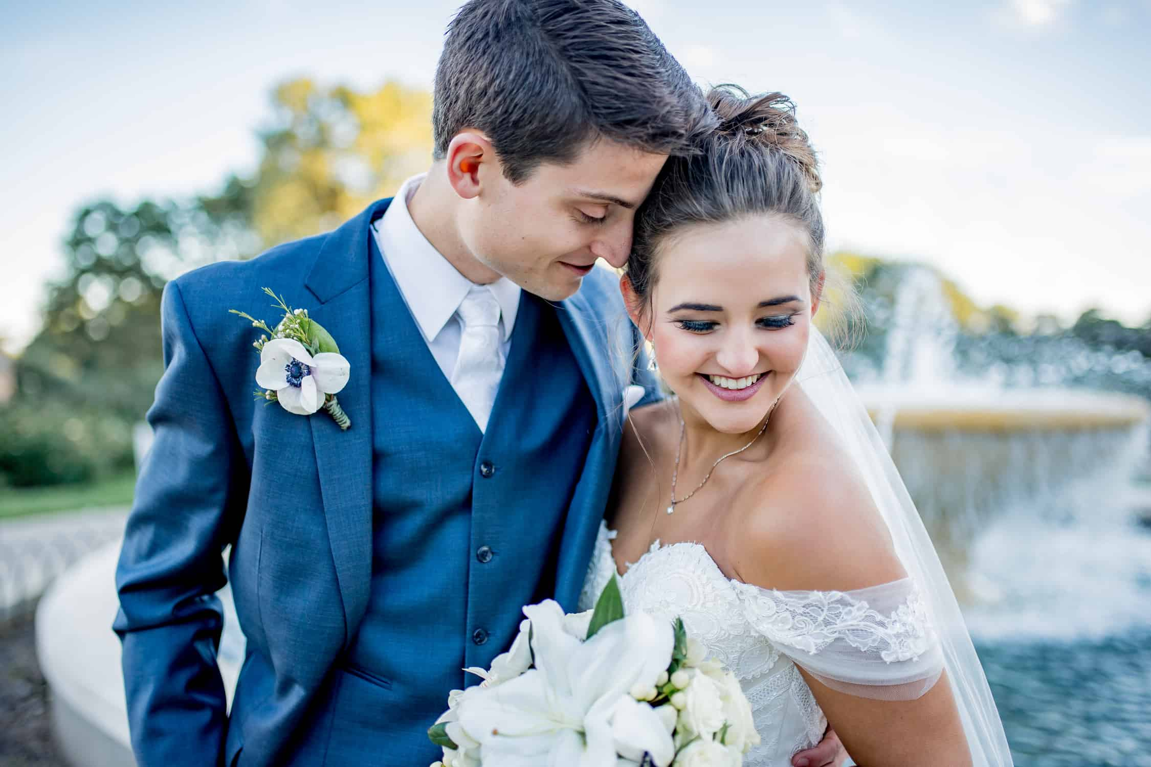 Featured Wedding: Julie and Jon