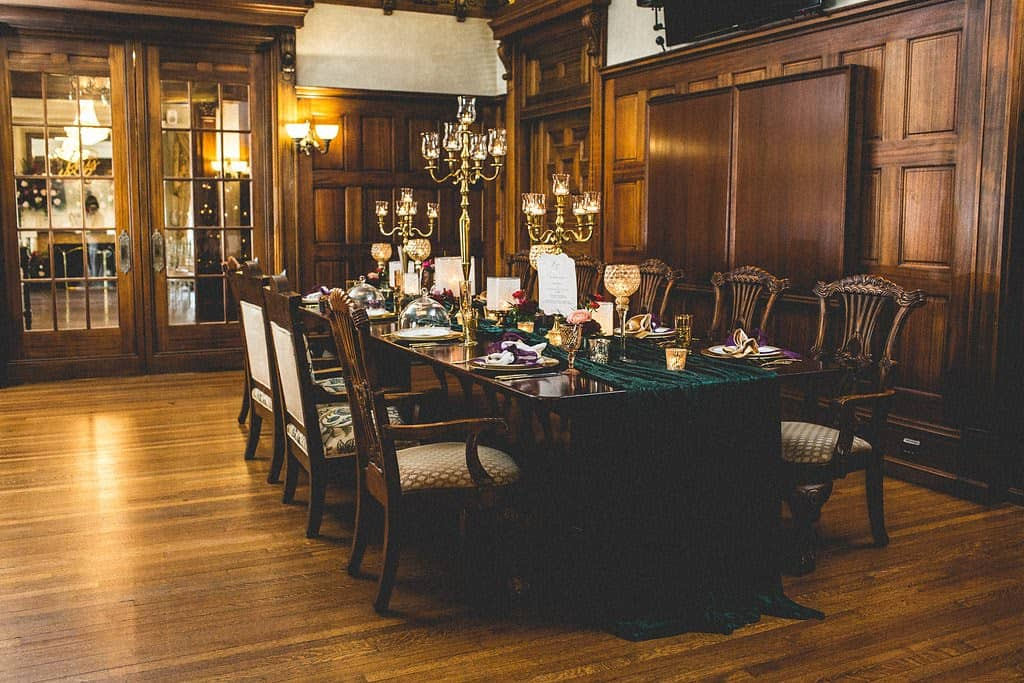 Loose Mansion | Kansas City Wedding | Heirloom Photo Company