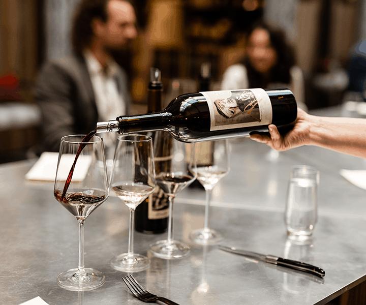 Loose Mansion | Wine Dinner