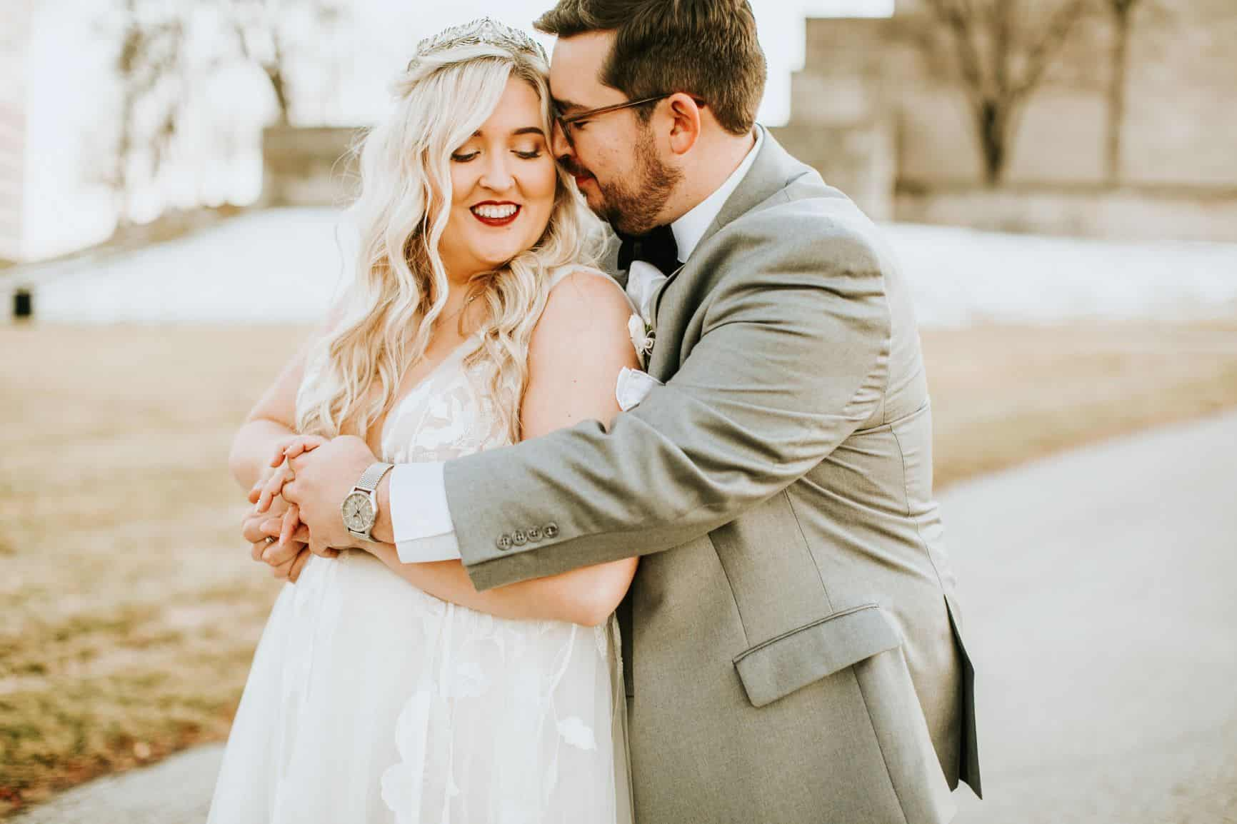 Featured Wedding: Lauren and Jonathan