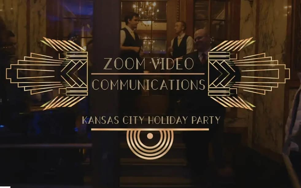 Zoom Video – Holiday Event