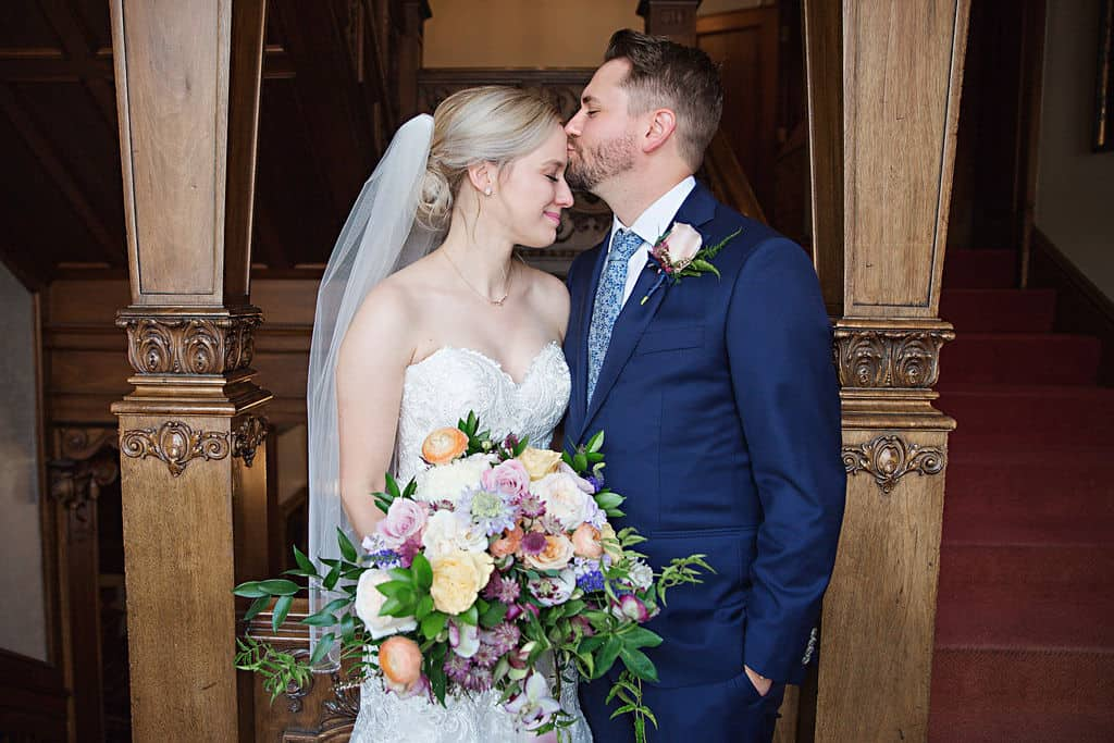 Featured Wedding: Alison and Ryan