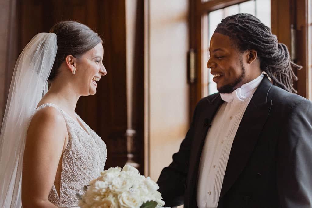 Featured Wedding: Nadia & Darius