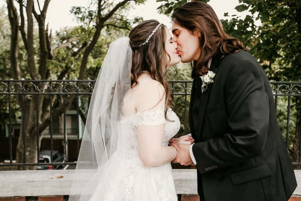 Featured Wedding: Shannon & David